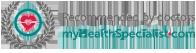 My Healthspecialist Logo
